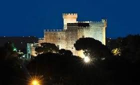 Castillo De Castelldefels….nocturna