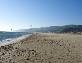 Castelldefels…playa…vision Amplia