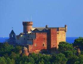 Castillo-de-castelldefels…luz De Dia